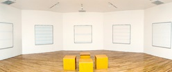 The Agnes Martin Gallery
