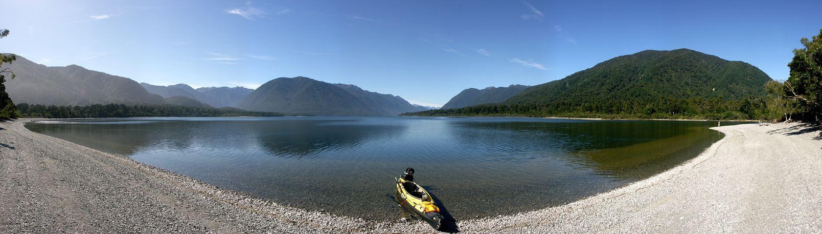 Lake McKerrow Panorama