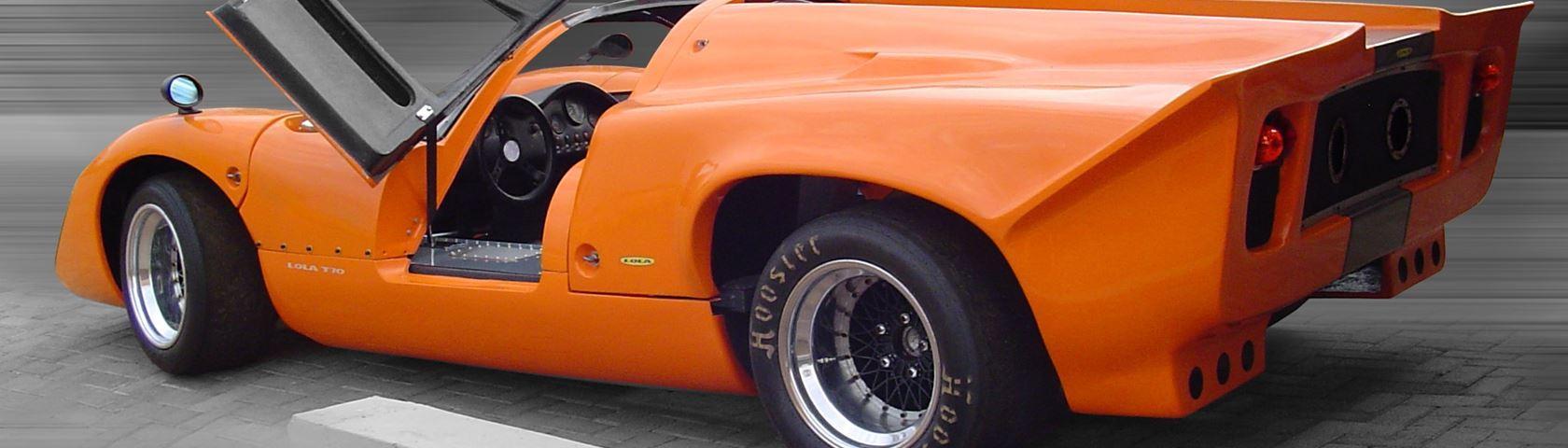 Lola T70 3B Replica