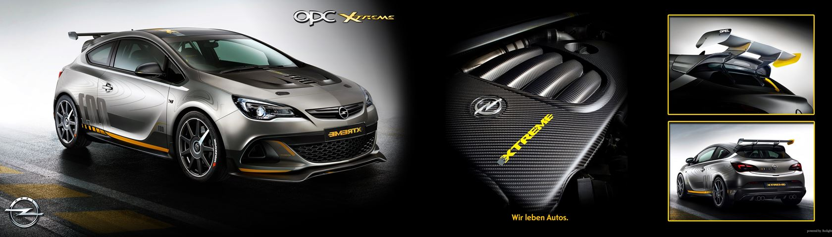 Opel Astra J OPC Xtreme