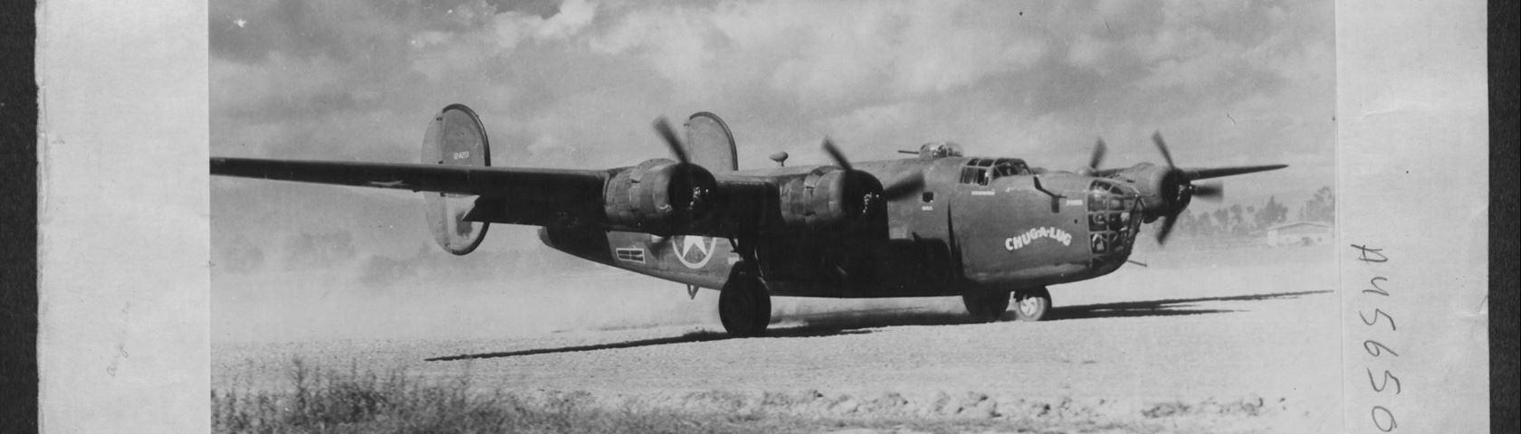 World War 2 Bomber