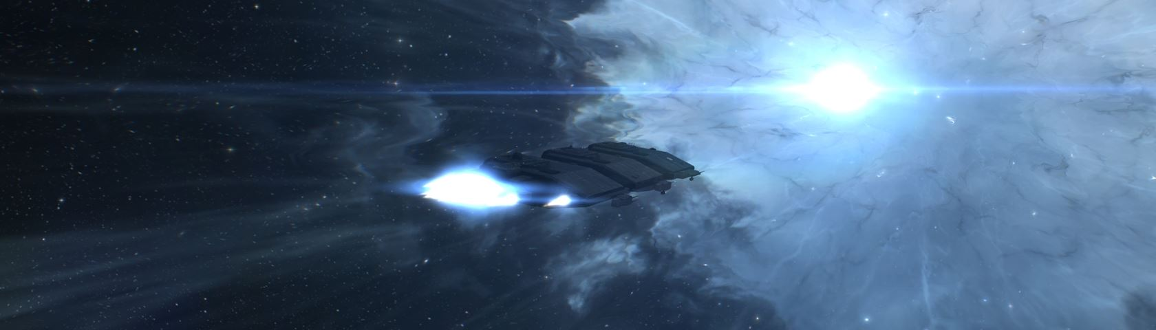 Eve Online Charon • Images • WallpaperFusion by Binary Fortress Software