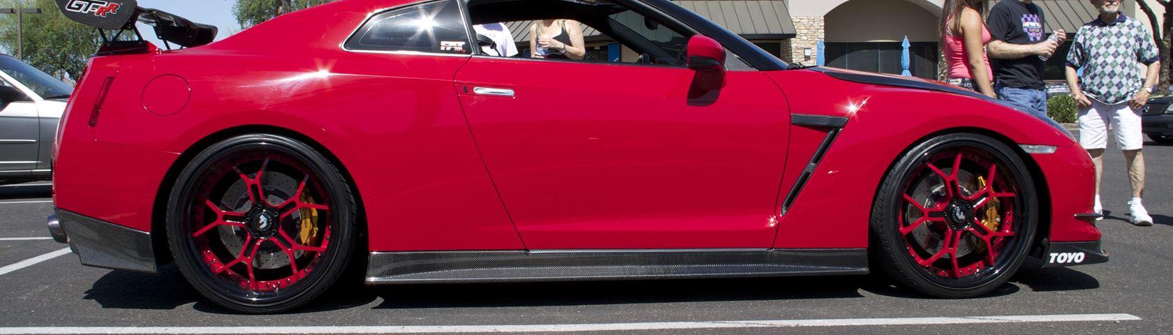 Nissan GTR Track Edition