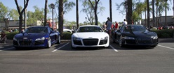 Audi R8 V10 GT Lineup