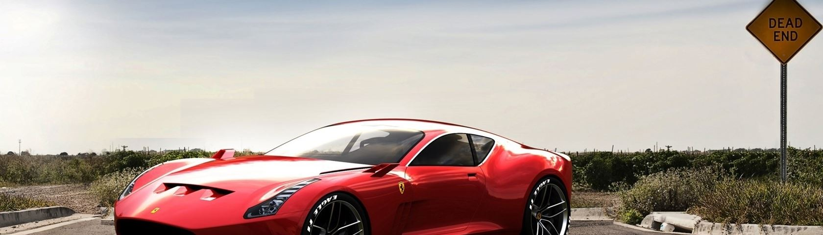 Ferraeri Concept Car