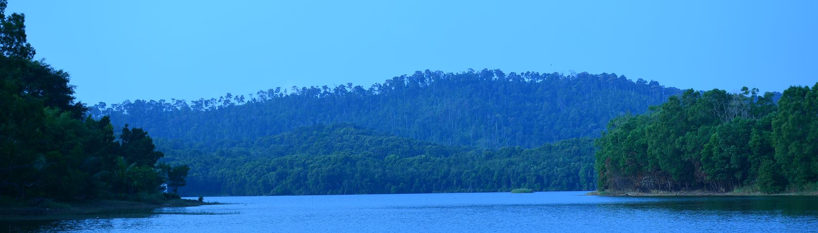 Sei Harapan Reservoir