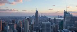 New York Dusk