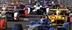Formula E First Lap