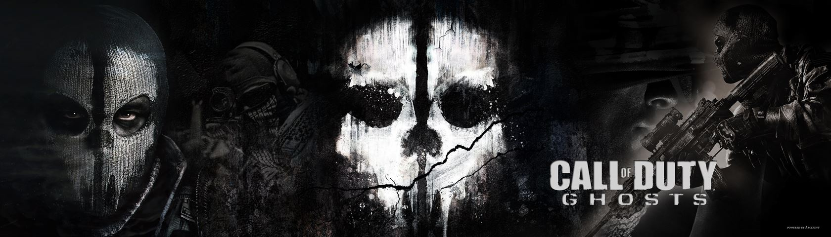 call of duty - ghosts • images • wallpaperfusionbinary fortress