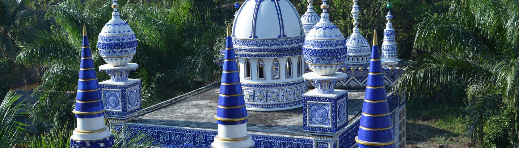 Stupa Calligraphy