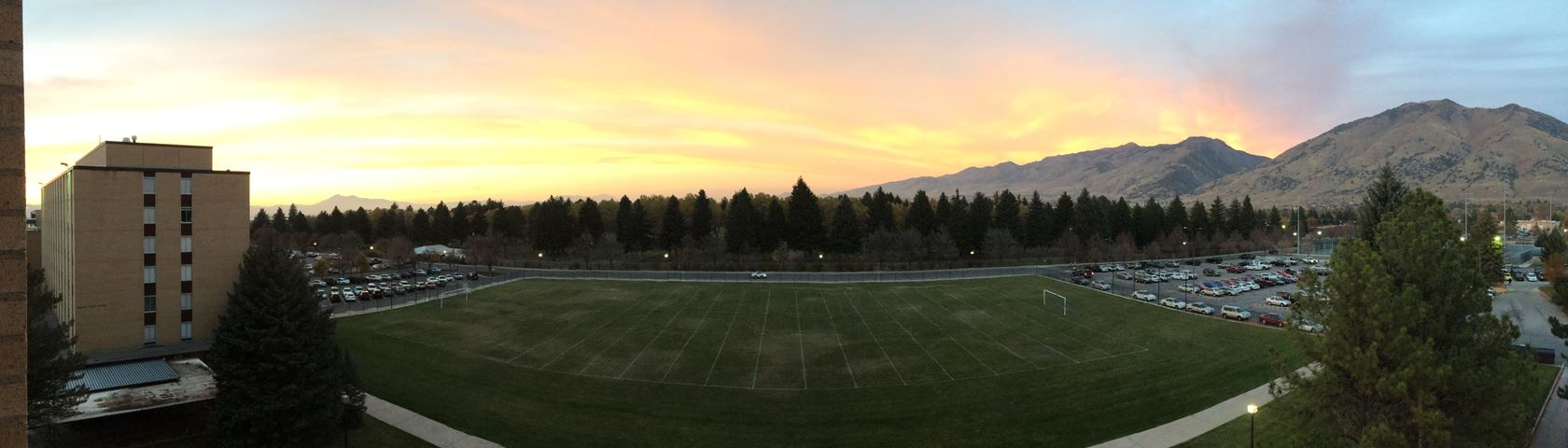 Another Utah State University Panoramic