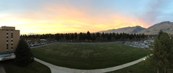 Another Utah State University Panoramic