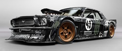 Ken Block's Gymkhana 7 Mustang
