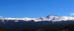 Rocky Mountains Panorama