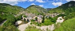 Sainte-Enimie (Gorges du Tarn, France)