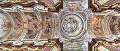 Melk Abbey Ceiling Frescos (Melk, Lower Austria, Austria)