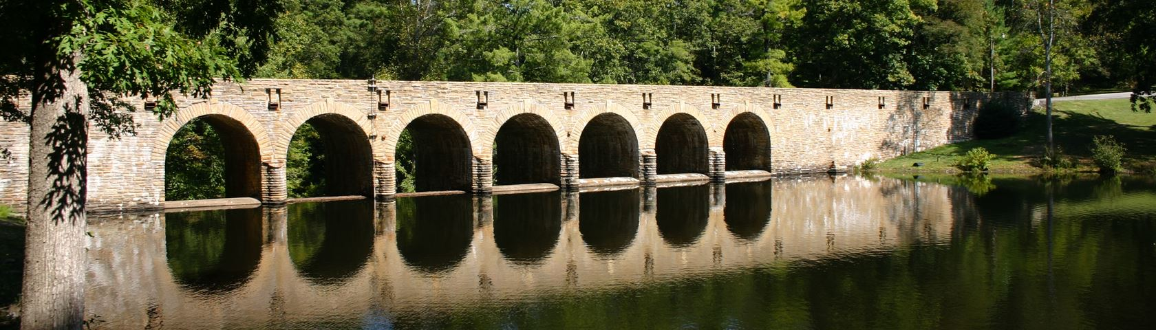 Cumberland Bridge Dam