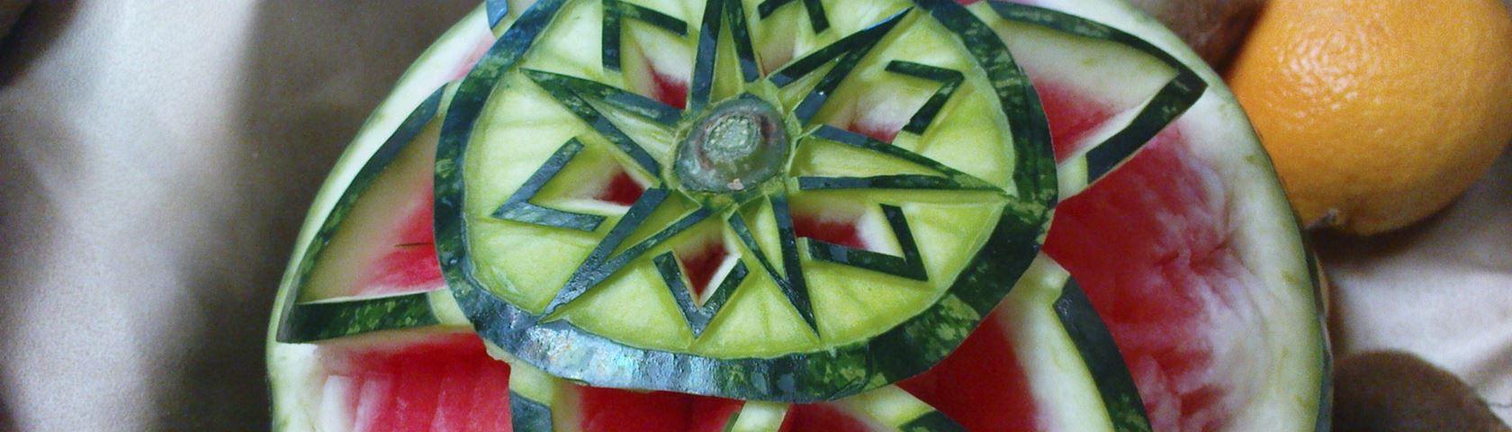 Decorative Watermelon