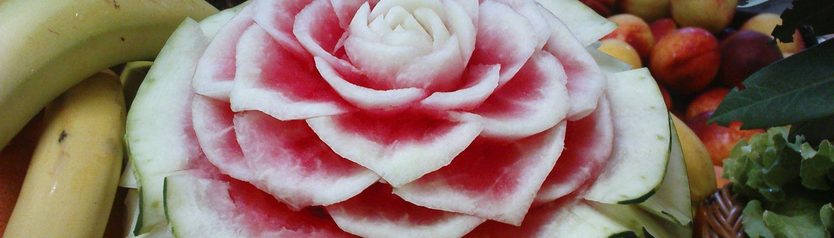 Floral Watermelon