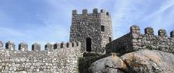 Mouros - Moorish Castle - Sintra, Portugal