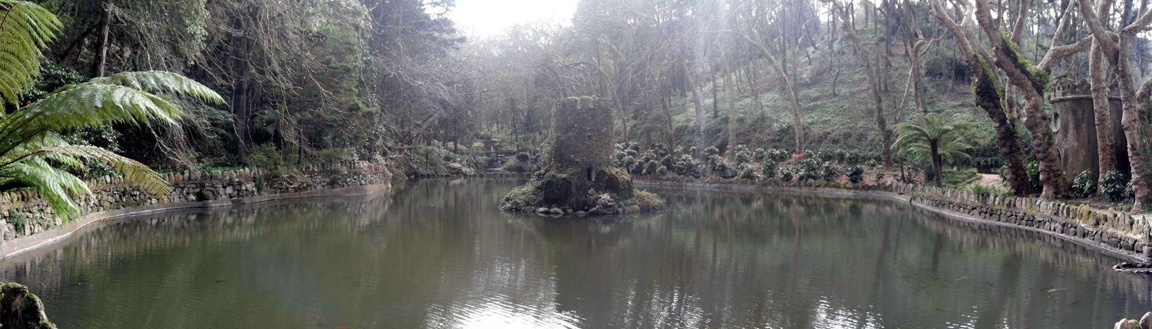 Parque Pena - Sintra, Portugal