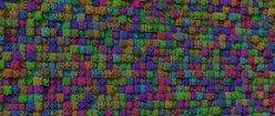 Greeble Random Colors and SSS