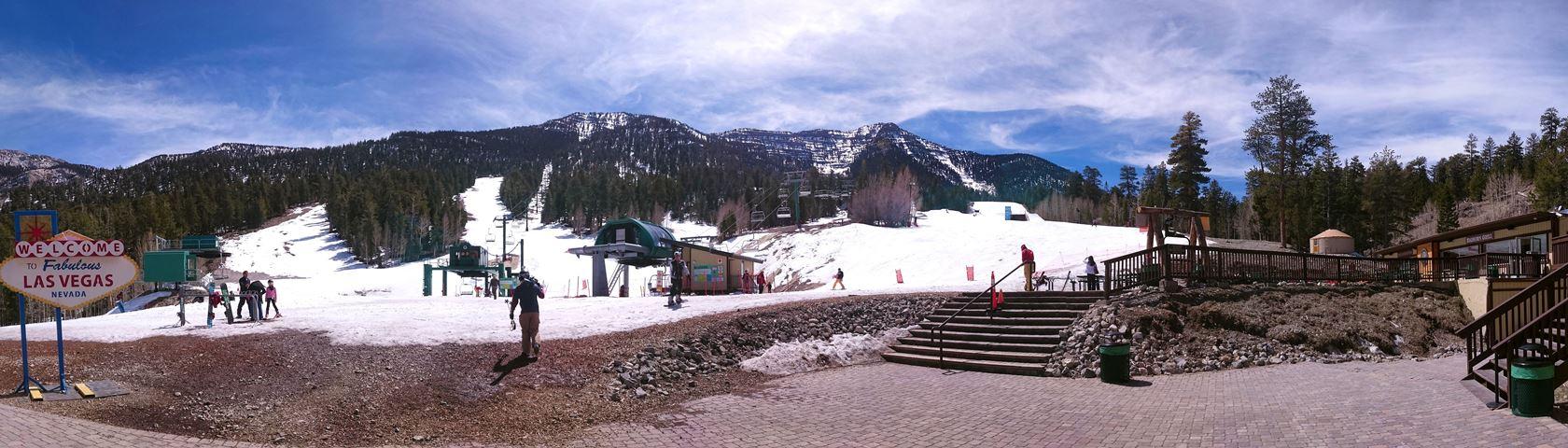 Las Vegas Ski Resort