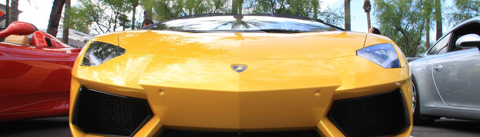 Lamborghini Aventador LP-720