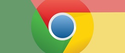 Google Chrome Logo Flat