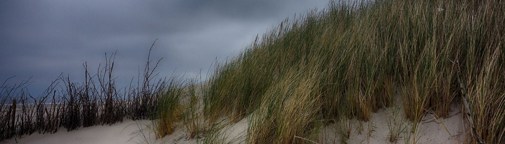 Beach in Joest, Germany