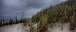 Beach in Joest, Germany