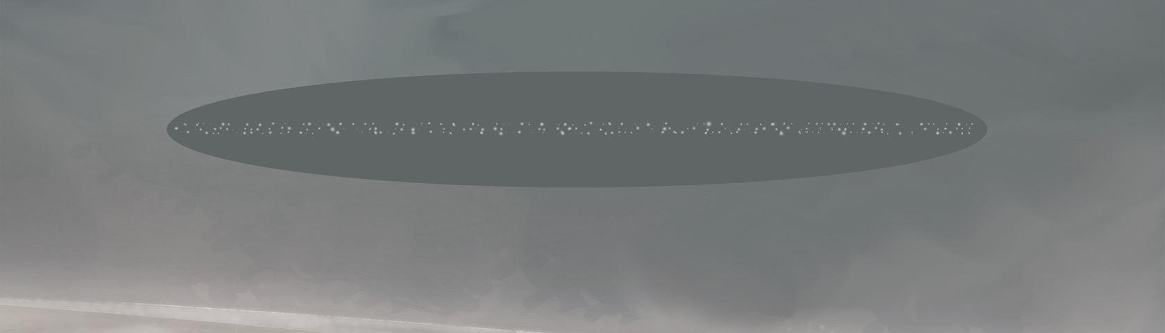 UFO Cigar
