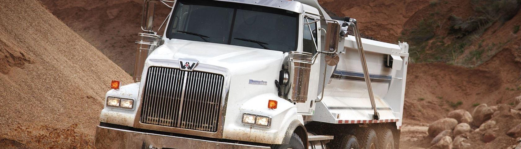 Superstar Truck in Action