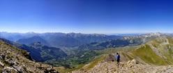 Le Bellachat or Pointe du Mont du Fût (2824m) FR
