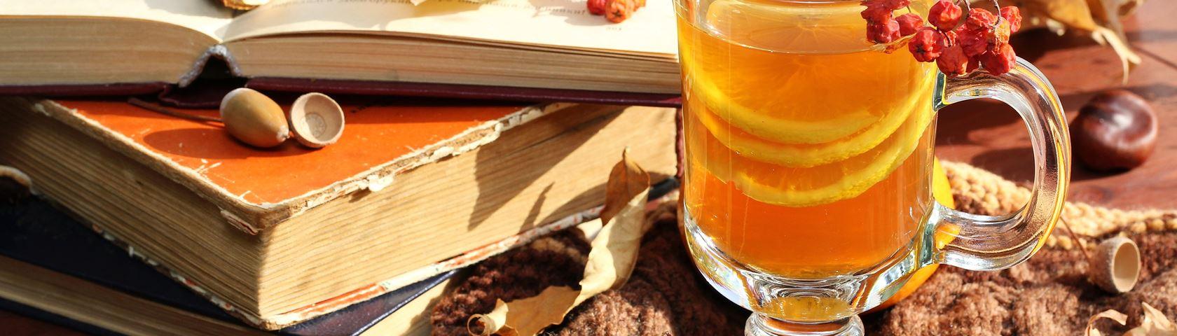 Warm Autumn Tea