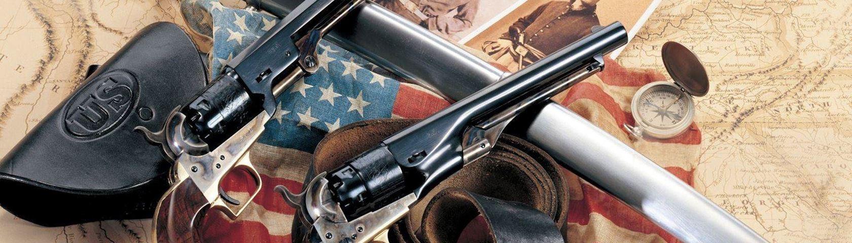 Colt Army Model 1820 Revolver