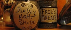 Night Shade and Frogs Breath