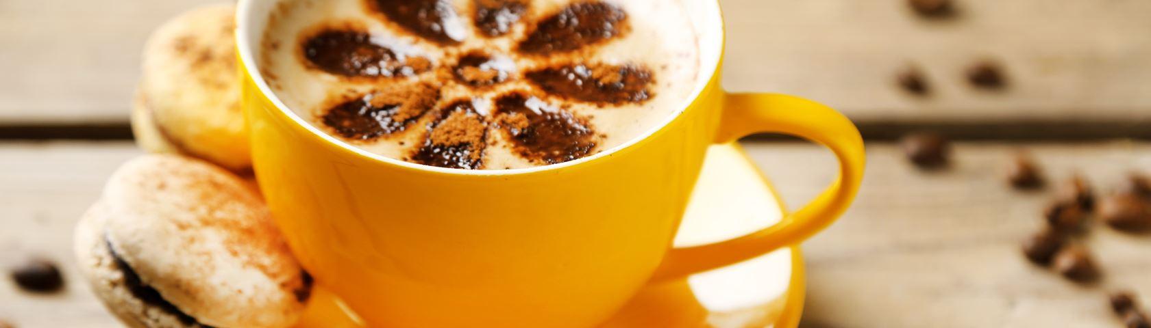 Cappuccino Delight