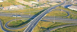 Wellington Street 401 Interchange (Tilt-Shift)