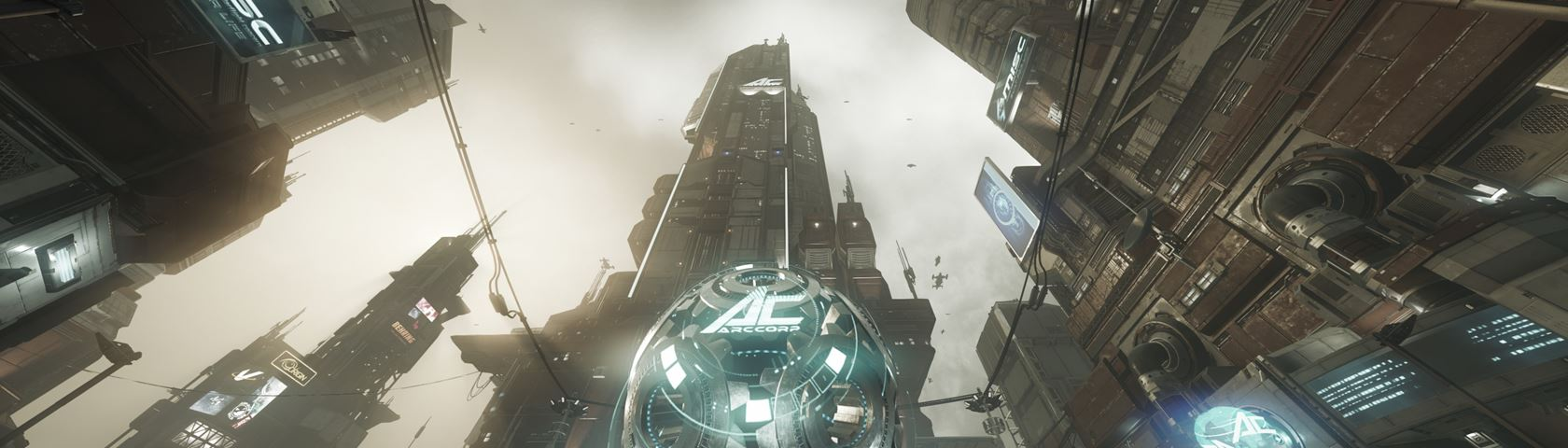 Star Citizen Eyefinity Open World 2