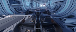 Star Citizen Race Tunnel