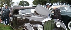 1947 Bentley Mark VI Coupe by Franay