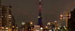 Tokyo Tower 2020 Lighting