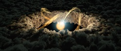 Star Surrounded by a Protoplanetary Disk
