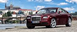 2013 Rolls Royce Wraith