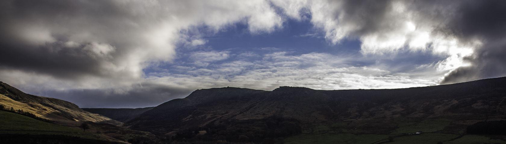 Dovestone Clouds