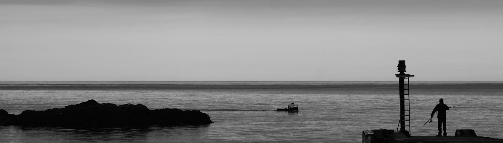 Fishing at Eyemouth