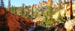 Southern Utah Waterfall