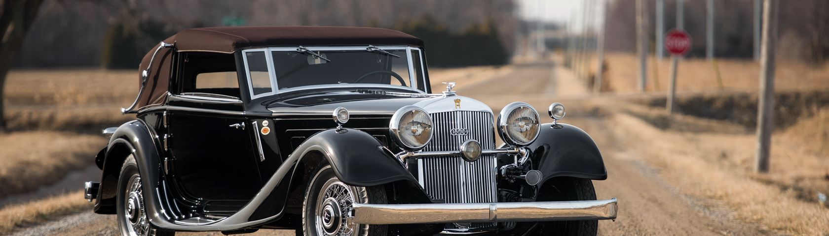 1931 Horch Cabriolet Convertible