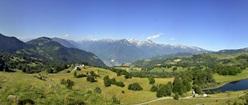 Montaimont. Savoie, France
